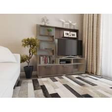 """Мебель для гостиной """"Аризона-1"""" 1,53 м (ясень темный-ясень светлый)"""