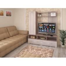 """Мебель для гостиной """"Аризона-7"""" 1.5 м (ясень темный-ясень светлый)"""